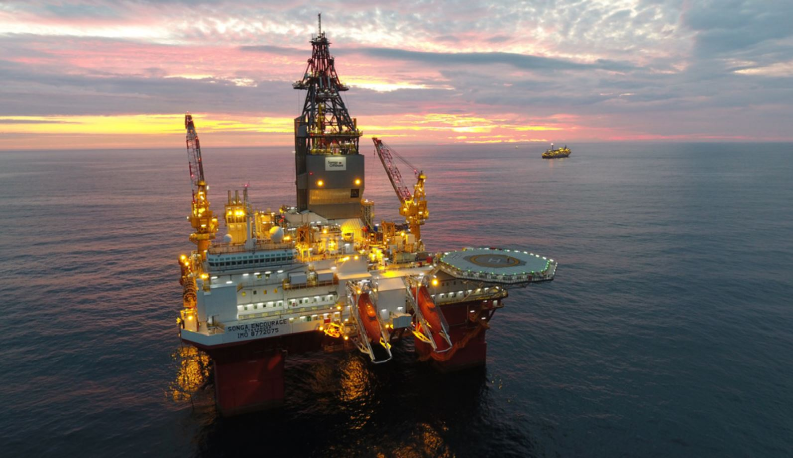 Transocean Encourage innretningen